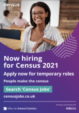 Census Job Vacancies 2021